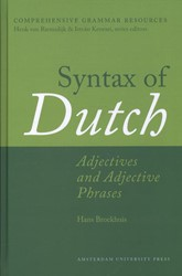 COMPREHENSIVE GRAMMAR RESOURCES SYNTAX O -ADJECTIVES AND ADJECTIVE PHRAS ES