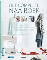 Het complete naaiboek -Boordevol stap-voor-stapinstru cties en duidelijke foto' Langdon, Nancy