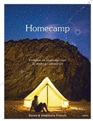 Homecamp -Verhalen en inspiratie voor de moderne avonturier Francis, Doron