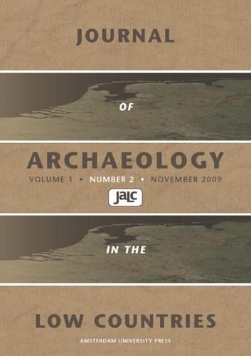 Journal of Archaeology in the Low Countr -BOEK OP VERZOEK