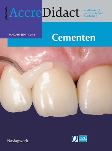 Cementen -naslagwerk bij de onlinecursus Laverman, Joep