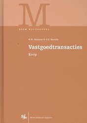Vastgoedtransacties -KOOP Heyman, H.W.
