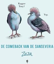 Zaza, de comeback van de Sanseveria Zaza