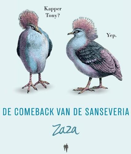 De comeback van de Sanseveria Zaza