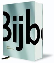 Bijbel NBV Huiseditie zilver metallic lo NBG