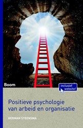 Positieve psychologie van arbeid en orga Steensma, Herman