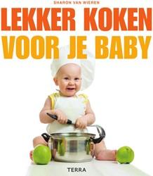 Lekker koken voor je baby Wieren, Sharon van