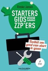 Startersgids voor zzp'ers -Toolkit om goed van start te g aan Jansen, Rinske