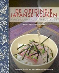 De Japanse keuken -165 gerechten met traditionele smaken Singleton Hachisu, Nancy