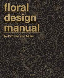 Floral design manual by Pim van den Akke Akker, Pim van den
