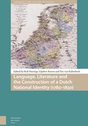 Language, Literature and the Constructio Honings, Rick
