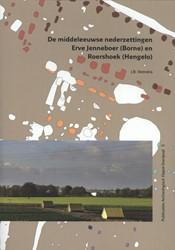 Publicaties Archeologische Depot Overijs Veenstra, J.B.