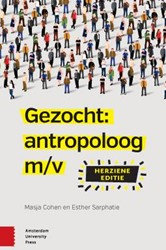 GEZOCHT: ANTROPOLOOG M/V -herziene editie COHEN, MASJA