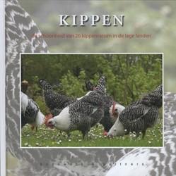 Kippen -de schoonheid van 26 kippenras sen in de lage landen Hesterman, Jinke