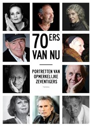 70ers van nu -portretten van opmerkelijke ze ventigers Boer, Rose Mary de