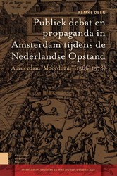 Amsterdam Studies in the Dutch Golden Ag -Amsterdam 'Moorddam' Deen, Femke