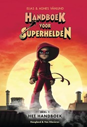 Handboek voor superhelden -deel 1 Vahlund, Elias