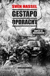 Gestapo opdracht Hassel, Sven