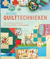 Nieuwe quilttechnieken -een complete gids voor eigenti jds quilt- en patchwork Alexandrakis, Jessica