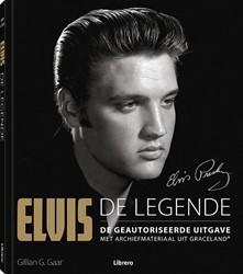 Elvis Presley -de geautoriseerde uitgave van archiefmateriaal uit Graceland Gaar, Gillian G.
