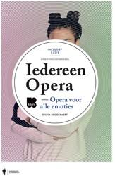 Iedereen Opera -50 grote opera's voor all ties Broeckaert, Sylvia