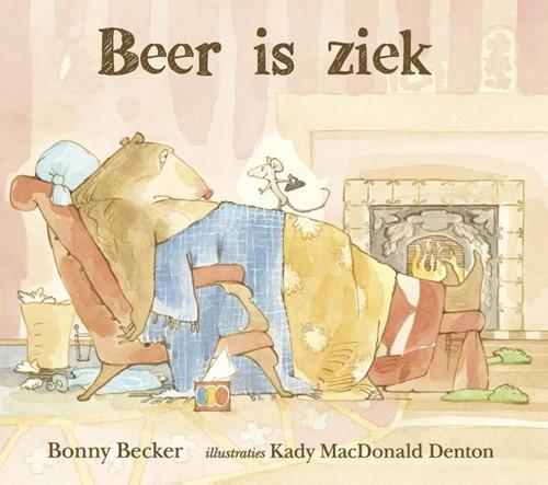 Beer is ziek Becker, Bonny