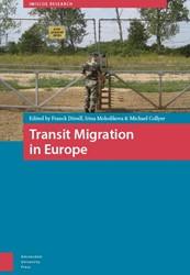 IMISCOE Research Transit migration in Eu -BOEK OP VERZOEK
