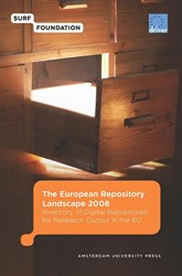 Surf/EU-Driver The European Repository L -inventory of Digital Repositor ies for Research Output Graaf, Maurits van der