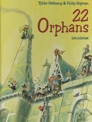 22 Orphans Veldkamp, Tjibbe