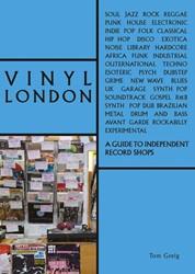 Vinyl London -An Independent Record Shop Gui de Greig, Tom
