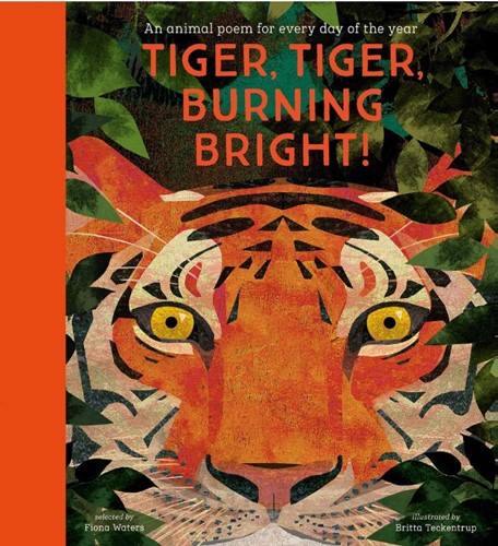 Tiger, Tiger, Burning Bright! - An A -National Trust Fiona Waters