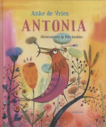 Antonia -engelstalige editie Vries, Anke de