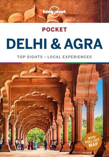 Pocket Delhi & Agra Lonely planet