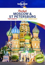 Lonely Planet Pocket Moscow & St. Pe