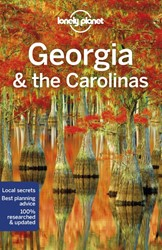Lonely Planet Georgia & the Carolina
