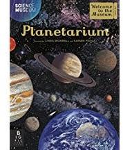 Planetarium -Welcome to the Museum Prinja, Raman