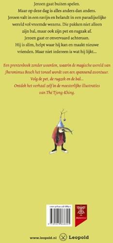 Bosch -het vreemde verhaal van Jeroen , zijn pet, zijn rugzak en de The, Tjong-Khing-2