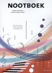 Nootboek -kennis en kunde muziek voor de Pabo Eerden, Hans van