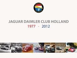 Jaguar Daimler Club Holland -1977 - 2012 Bour, Lo