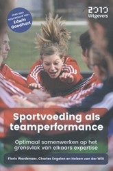 Sportvoeding als teamperformance    Opti -optimaal samenwerken op het gr ensvlak van elkaars expertise Wardenaar, Floris