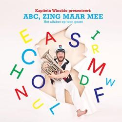 ABC, zing maar mee -het alfabet op toon gezet Kapitein Winokio