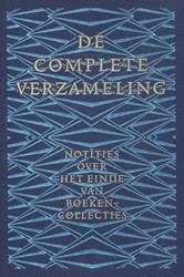 De complete verzameling -notities over het einde van bo ekencollecties Capelleveen, Paul van