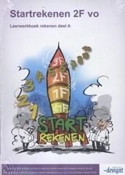 Startrekenen 2F vo -LEERWERKBOEK DEEL A EN B