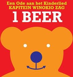 Kapitein Winokio zag 1 beer -een ode aan het kinderlied Kapitein Winokio