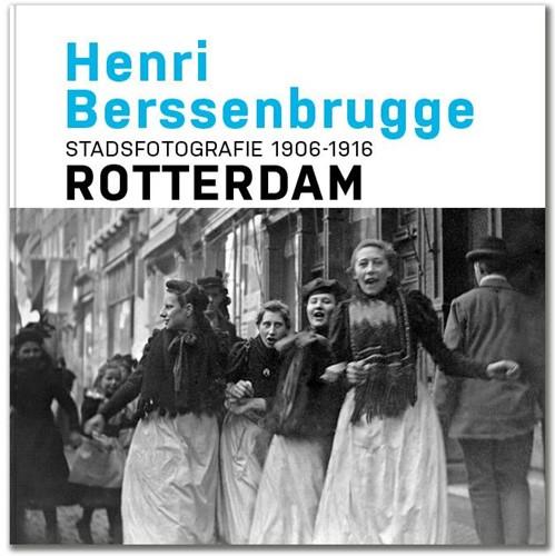 Henri Berssenbrugge Stadsfotografie 1906 Gierstberg, Frits