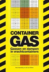 Containergas -gassen en dampen in vrachtcont ainers Houweling, Feico