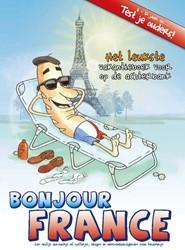 Bonjour France -een vrolijk doe-boekje vol spe lletjes, vragen en wetenswaard Daelen, Tess van