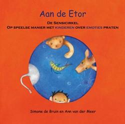 Aan de Etor -de sensicirkel op speelse mani er met kinderen over emoties p Bruin, Simone H.J. de