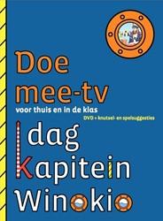 Dag Kapitein Winokio.  Doe mee-tv voor t -DOE MEE-TV