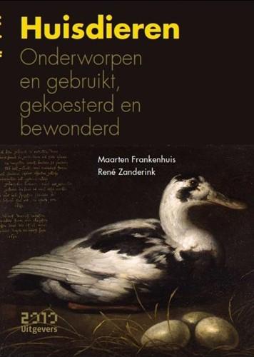 Huisdieren -onderworpen en gebruikt, gekoe sterd en bewonderd Frankenhuis, Maarten